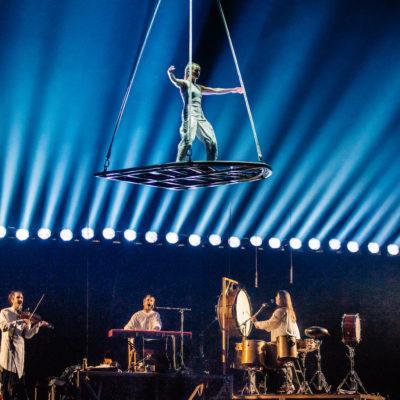 Tabarnak! par le Cirque Alfonse